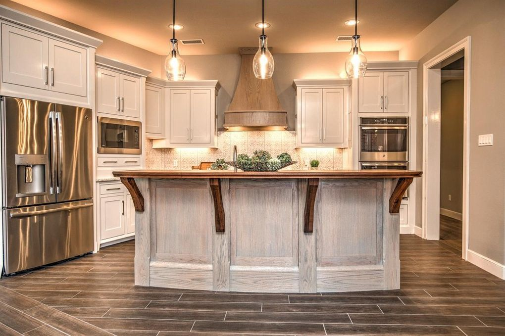 light colored cabinets  kitchen remodel whitewash