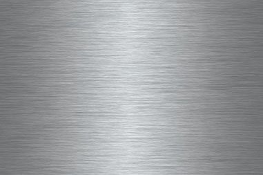 Finishing Stainless Steel With A Polished Finish Will Give The Product A Highly Reflective Surface Where As A Grained Finish Laminas De Acero Textura Texturas