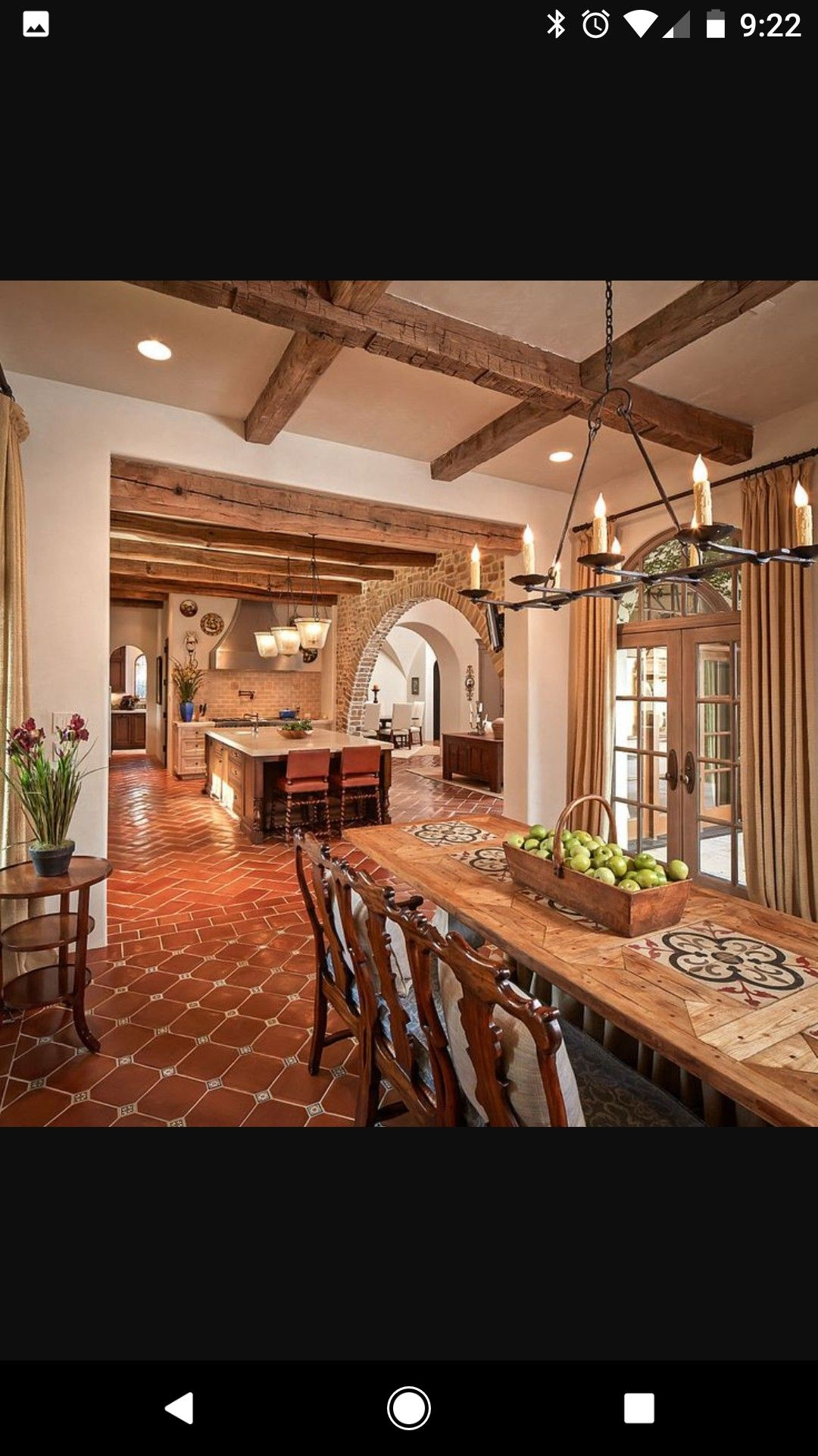 12 Inspirations For Home Improvement With Spanish Home Decorating Ideas: Spanish Style Homes, Mediterranean Home Decor
