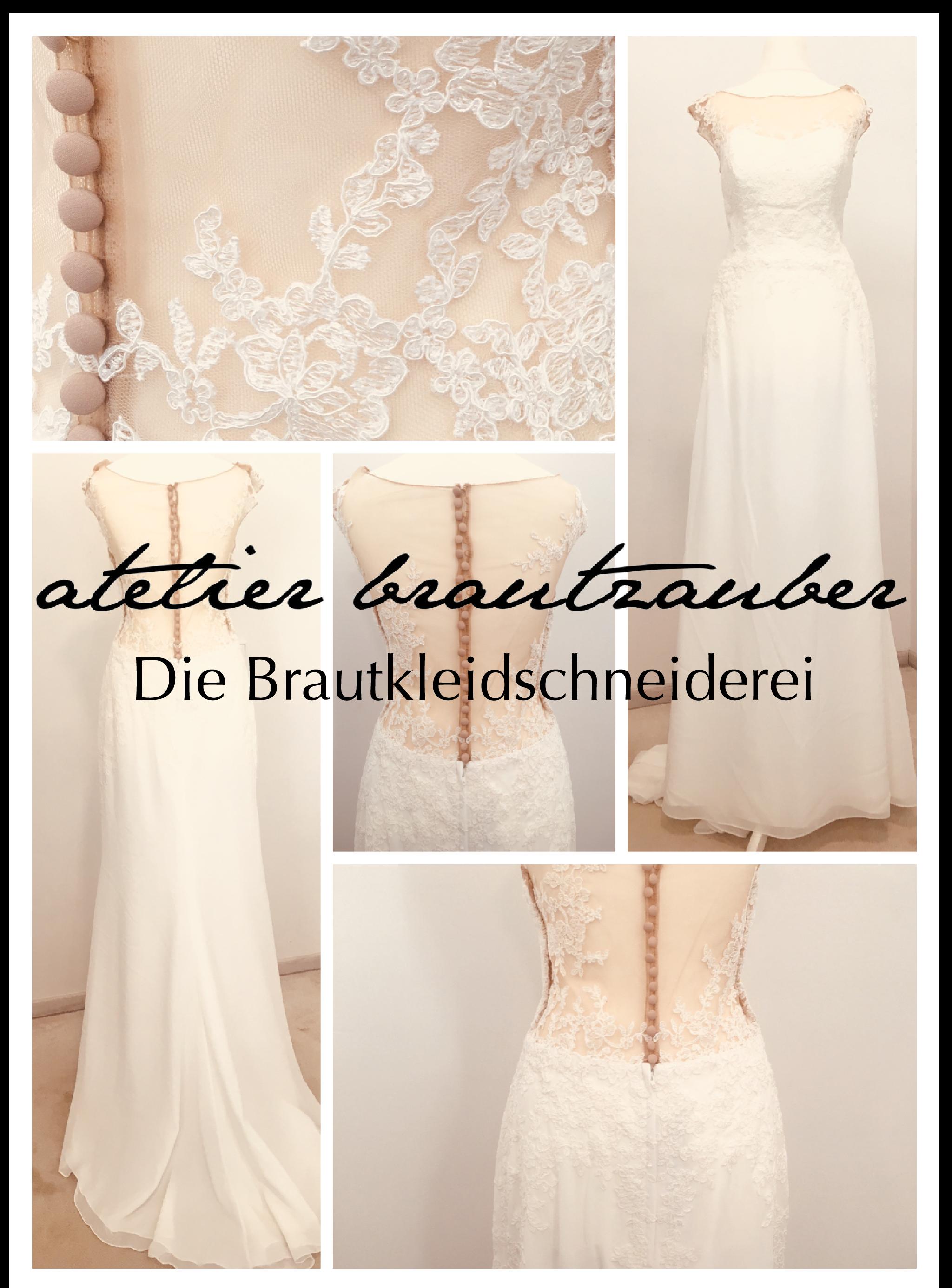Brautkleid Anderung Und Anfertigung Hauptstrasse Atelier Brautzauber Brautkleid Braut Kleid Hochzeit