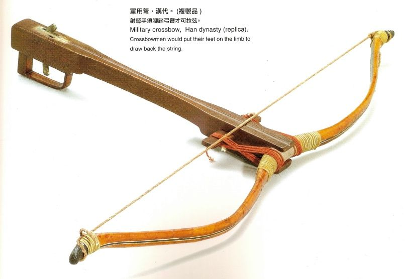replica han dynasty crossbow the han crossbow was a really rh pinterest com Ancient Chinese Bronze Ancient Chinese Bronze