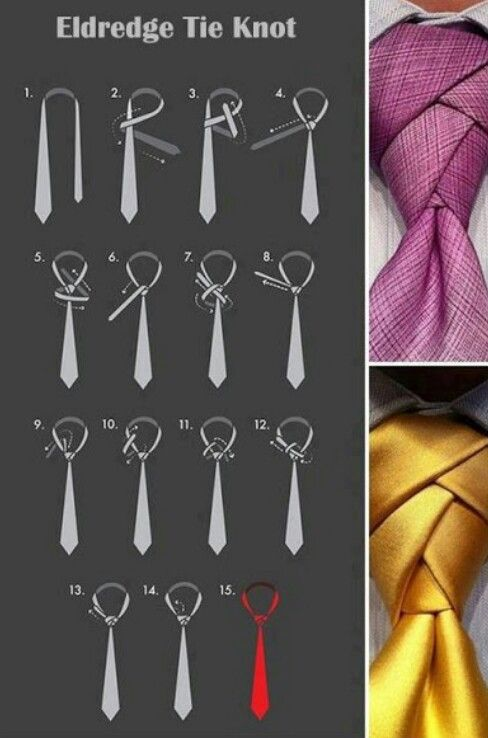 Pin By Sade Wolf On Wedding Renewal Finals Tie Knots Eldredge Knot Neck Tie Knots
