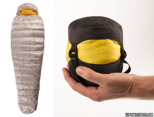 The Most Compact Portable Sleeping Bag Camping Is All About Ng As Light Possible Well This And Bags Get