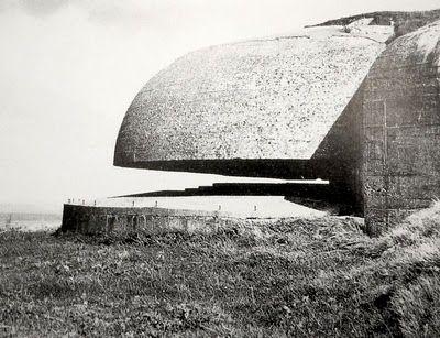 Bunker Archeology by Paul Virilio