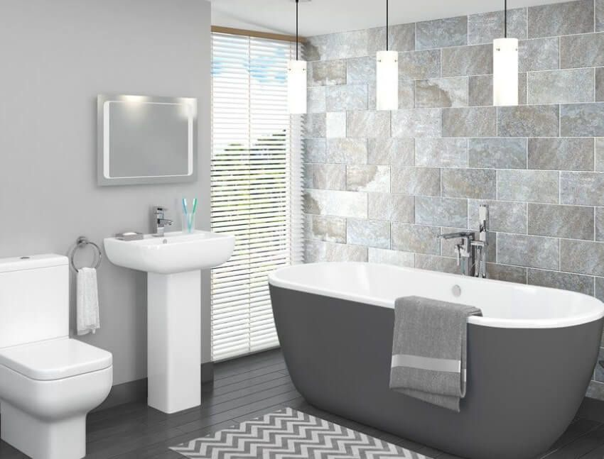 15 Bathroom Paint Color Ideas 2019 Make Yours More Appealing In 2020 Bathroom Design Small White Bathroom Designs Bathroom Paint Colors