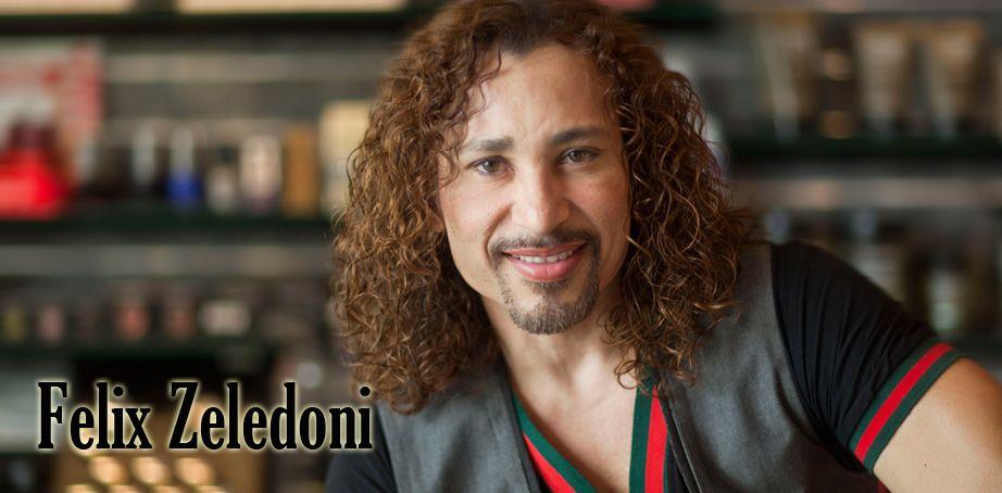 Felix Zeledoni (Image & Style Director) Hairventure Team