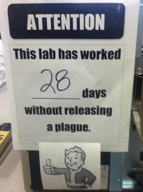 Bien Ahi Chicos Sigan Asi Lab Humor Laboratory Humor Funny