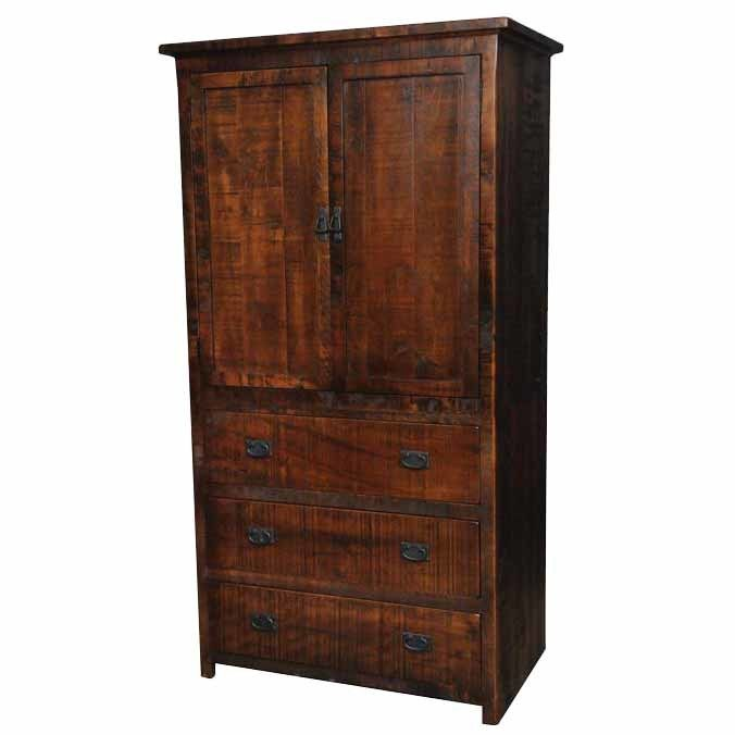 Connect Tall Cabinet Storage Wardrobe Armoire