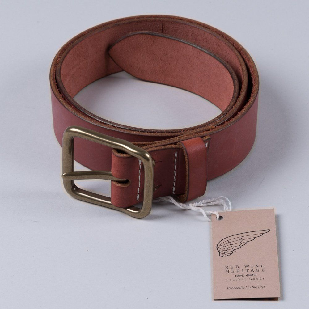 Red Wing Belt Oro Russet
