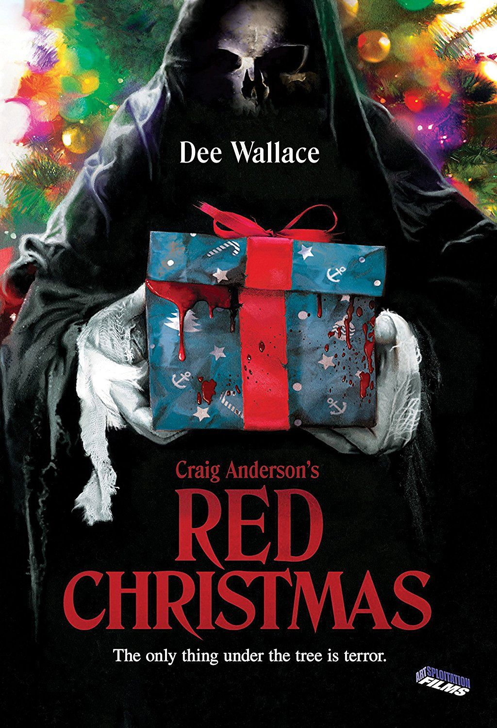 RED CHRISTMAS DVD (ARTSPLOITATION) Christmas horror