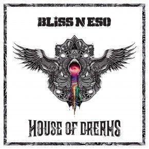 Bliss N Eso Mushroom Promotions Triple J Wings Art Bliss