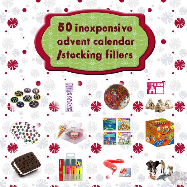 Diy Calendar Nz : Inexpensive advent calendar stocking fillers
