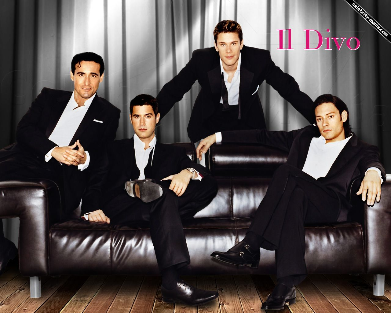 Il Divo I Believe In You Music Wallpaper Bmg Music Music