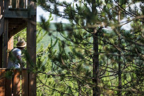 Séjour en cabane en montagne au coeur de la nature