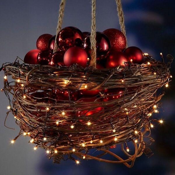 diy deko ideen zu weihnachten den garten gestalten diy. Black Bedroom Furniture Sets. Home Design Ideas