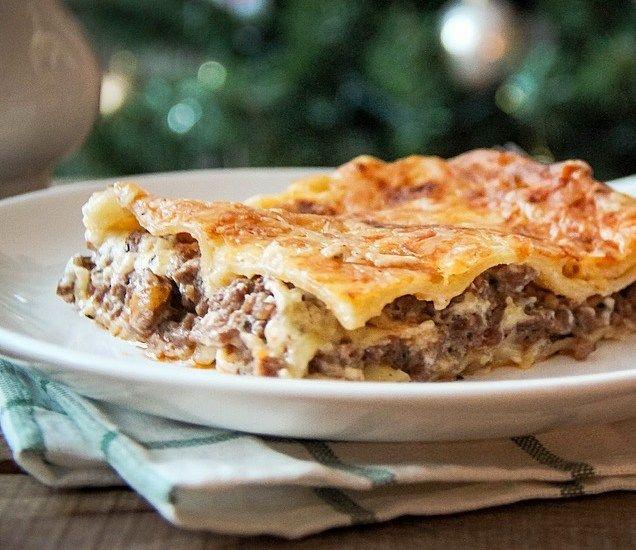 Лазанья с фаршем - кулинарный рецепт с фото Чудо