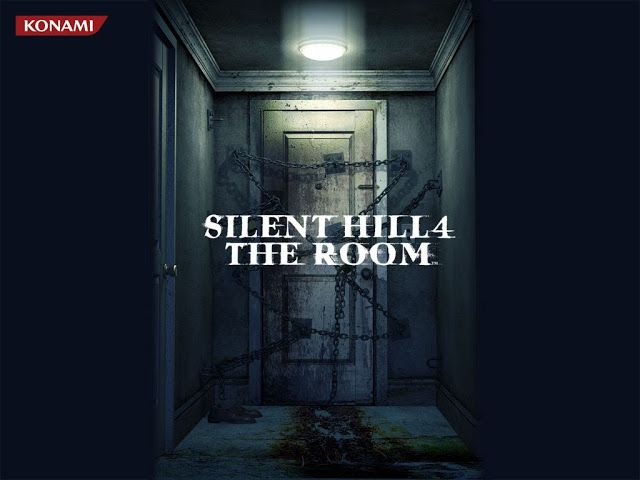 Cover Art Fr Silent Hill 4 The Room Soundtrack Waiting For You