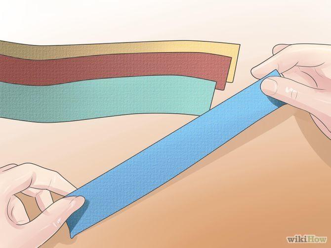 Make a Rag Rug Step 6