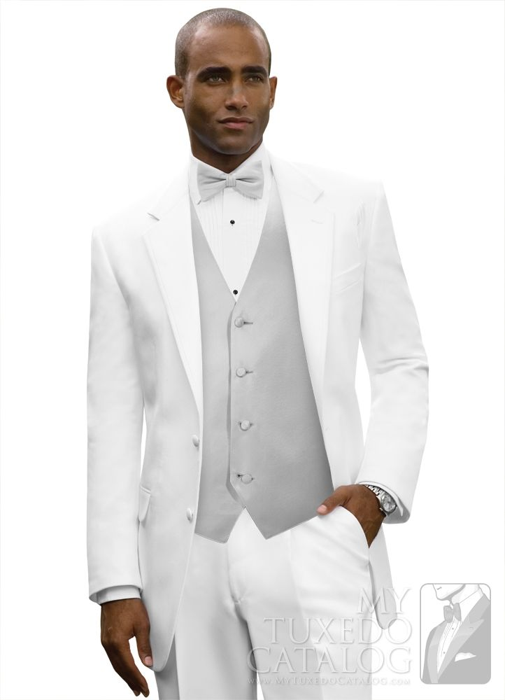 White \'Newport\' Tuxedo from http://www.mytuxedocatalog.com/catalog ...