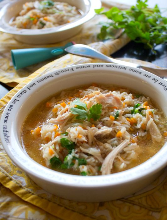 FEEL BETTER BROTH View Recipe