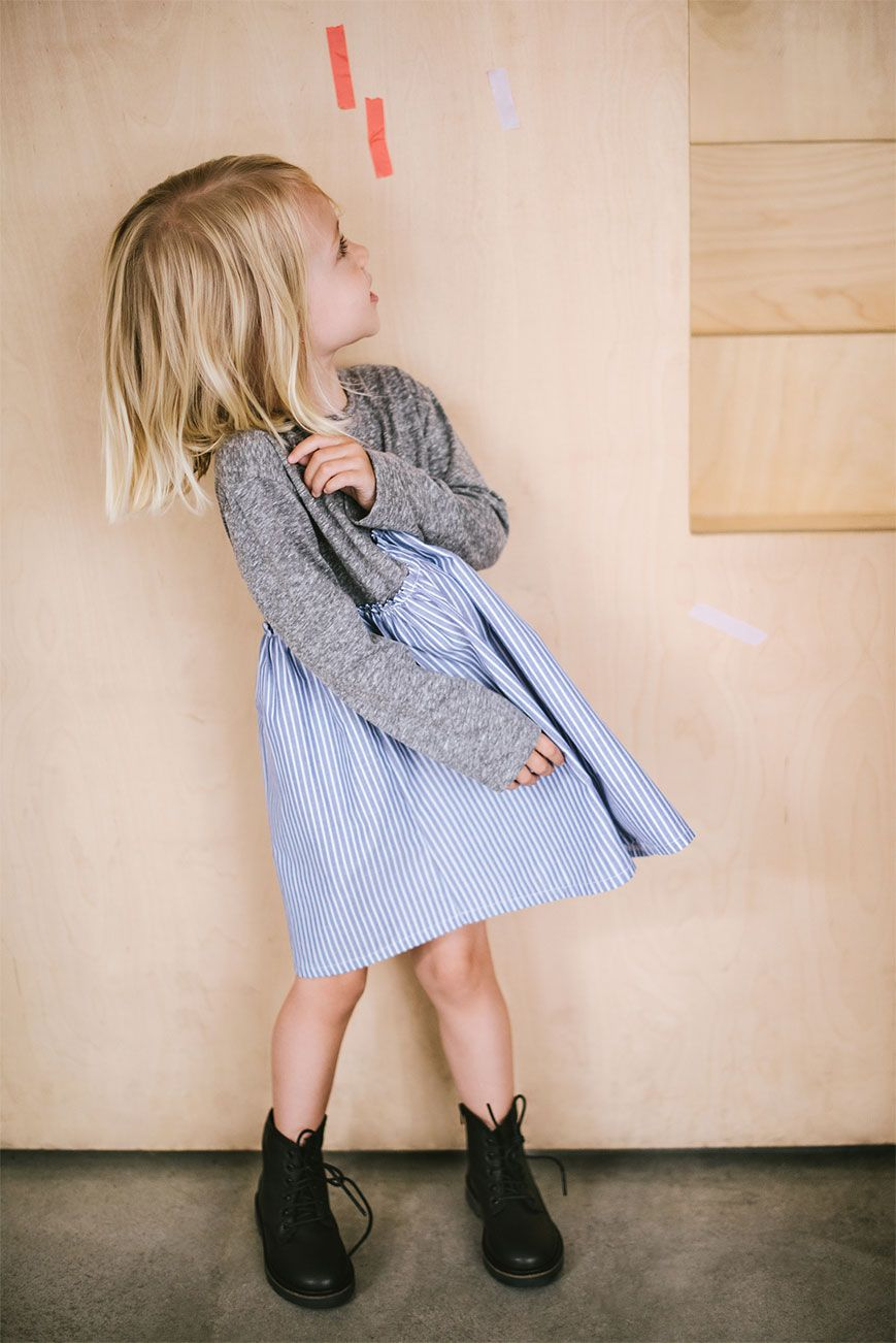 Editorial CAPSULE COLLECTION BABY GIRL   9 months   9 years KIDS ...