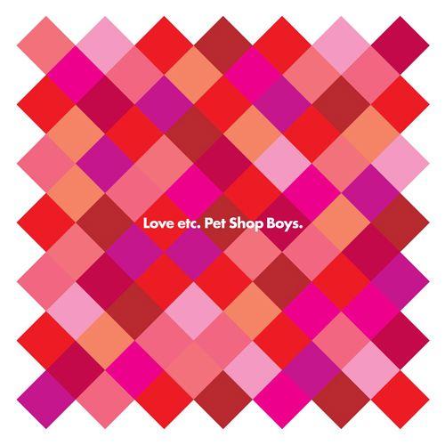 Love Etc Album Cover Design Pet Shop Boys Album Art