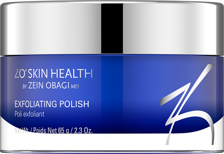 Zo Skin Health Offects Exfoliating Polish This Is A Fairly Strong Exfoliator But Not Rough On Sensitive Skin It Is Benefic Face Scrub Skin Health Exfoliating