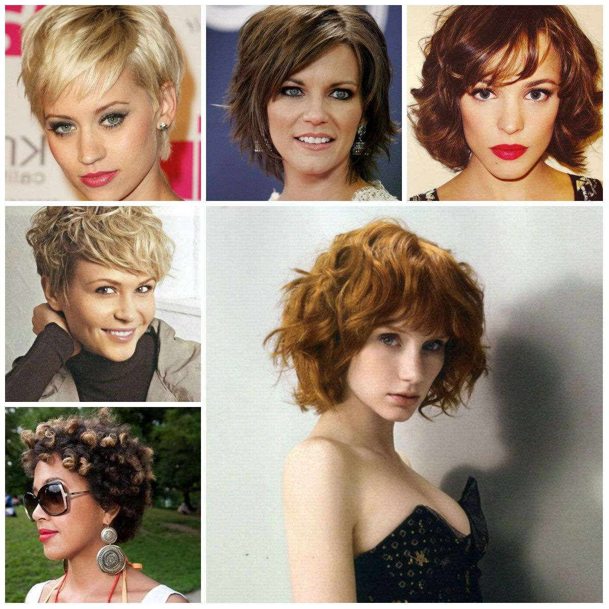 Short hairstyles trendy short hairstyles for women - Trendy Short Hairstyles For Thick Hair 2017