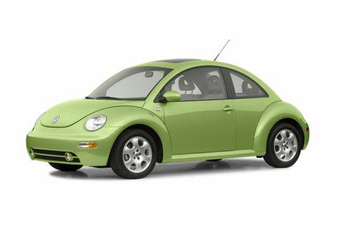 Review Volkswagen New Beetle 2006