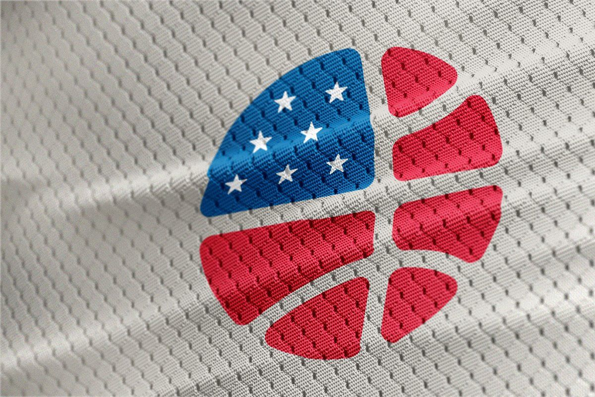 Download Sports Jersey Texture Logo Mockup Logo Mockup Texture Mockup
