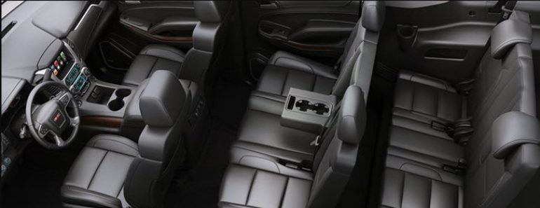 2018 Gmc Yukon Xl Cabin And Interior Style