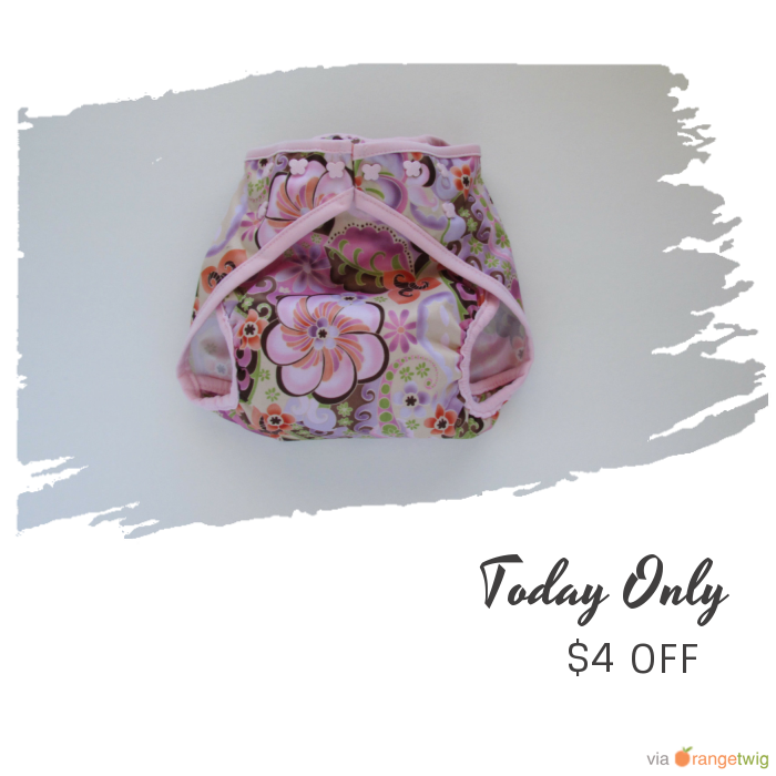 Today Only! $3.5 OFF this item.  Follow us on Pinterest to be the first to see our exciting Daily Deals. Today's Product: Sale - Diaper Covers Pink Majik Diaper Cover Buy now: http://fruit-of-the-womb-diapers.myshopify.com/products/pink-majik-diaper-cover?utm_source=Pinterest&utm_medium=Orangetwig_Marketing&utm_campaign=Covers   #musthave #loveit #instacool #shop #shopping #onlineshopping #instashop #instagood #instafollow #photooftheday #picoftheday #love #OTstores #smallbiz #sale…