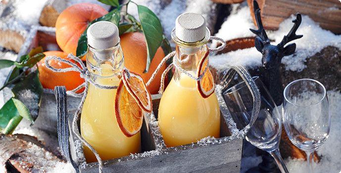 Rezept Orangenlikör Orangen likör, Küchenmaschine mit