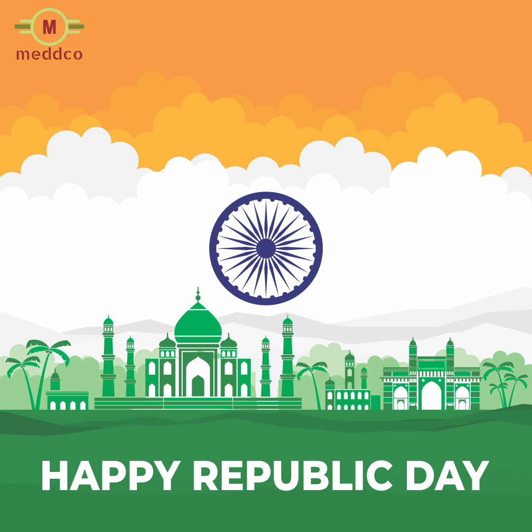 Happy Republic Day ! Book Doctor's Appointment Online in