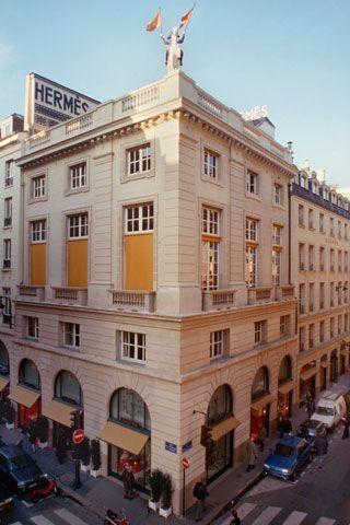 Hermes 24 Faubourg - St. Honore -- Paris, France   Paris   Paris ... 870349ea824