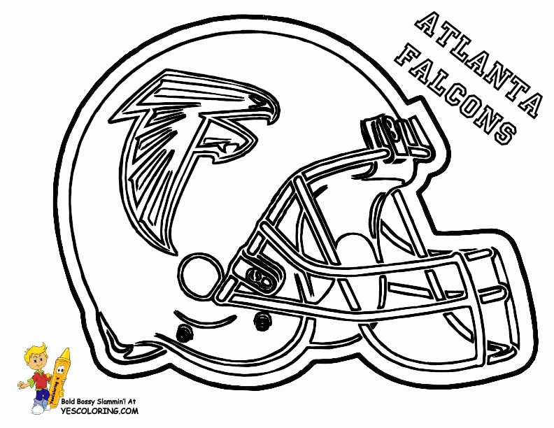 Football Helmet Coloring Page Awesome Pro Football Helmet Coloring