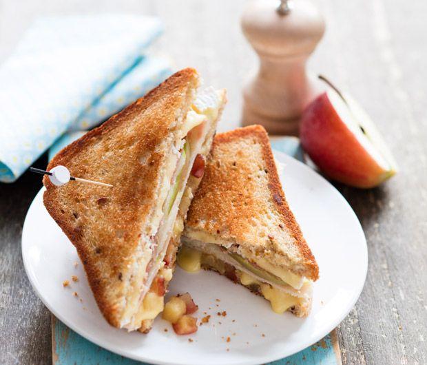 les 25 meilleures id es de la cat gorie un sandwich sur pinterest saines recettes de sandwich. Black Bedroom Furniture Sets. Home Design Ideas