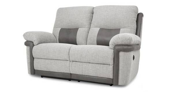 Tetris 2 Seater Electric Recliner Dfs Recliner Chair Seater
