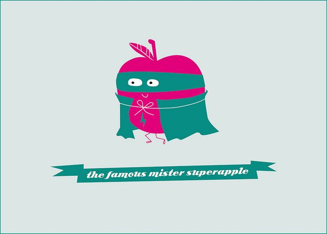 the famous mister super apple