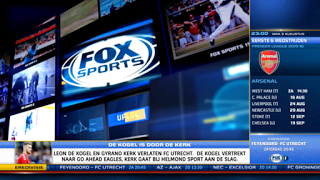 Fox Sport Europe HD Frequency and Biss key in Eutelsat 7B