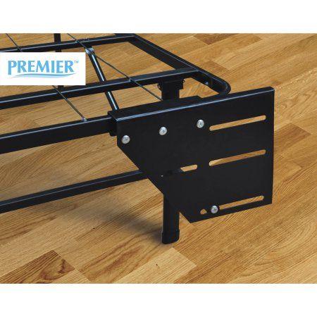 Home Headboard Footboard Metal Platform Bed Bed Frame