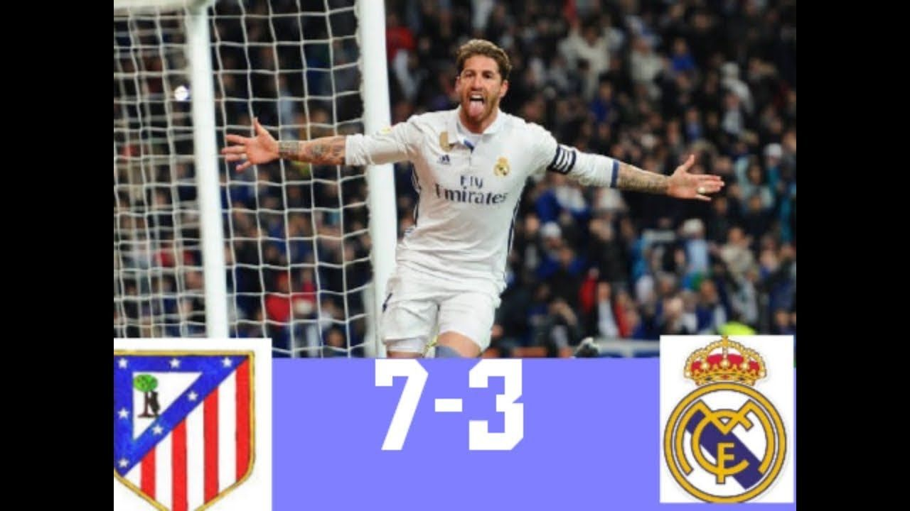 Real Madrid Vs Atletico Madrid 7 3 Friendly Match Highlight 2019 Real Madrid Atlético Madrid Match Highlights