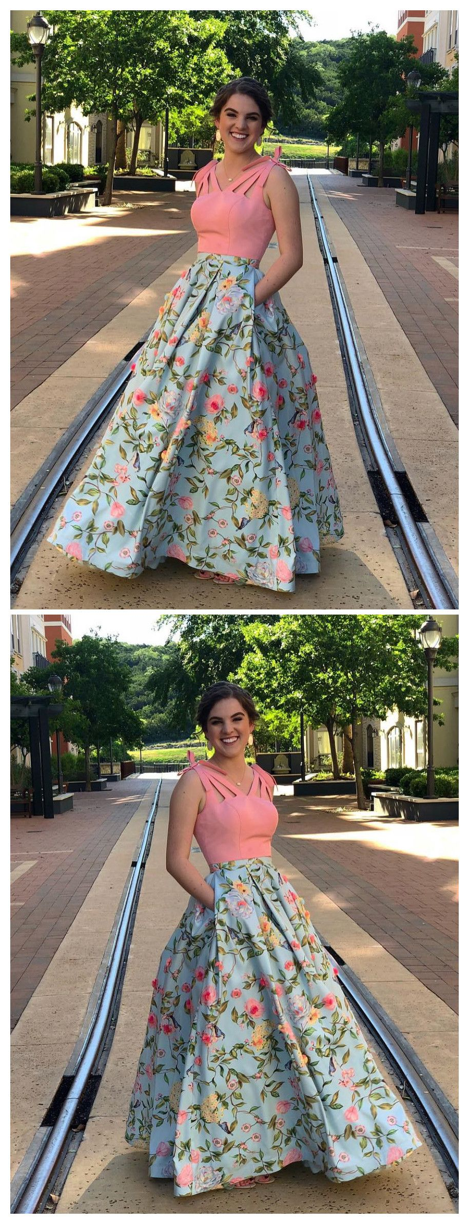 prom dresses aline straps custom long prom dresses evening