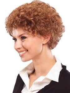 Short Tight Curly Perms Short Permed Hair Tight Curly Hair Haircut For Older Women