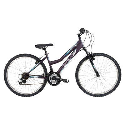 Best Offer Huffy Bicycle Company Women S 26354 Tundra Bike Matte Eggplant 26 Inch