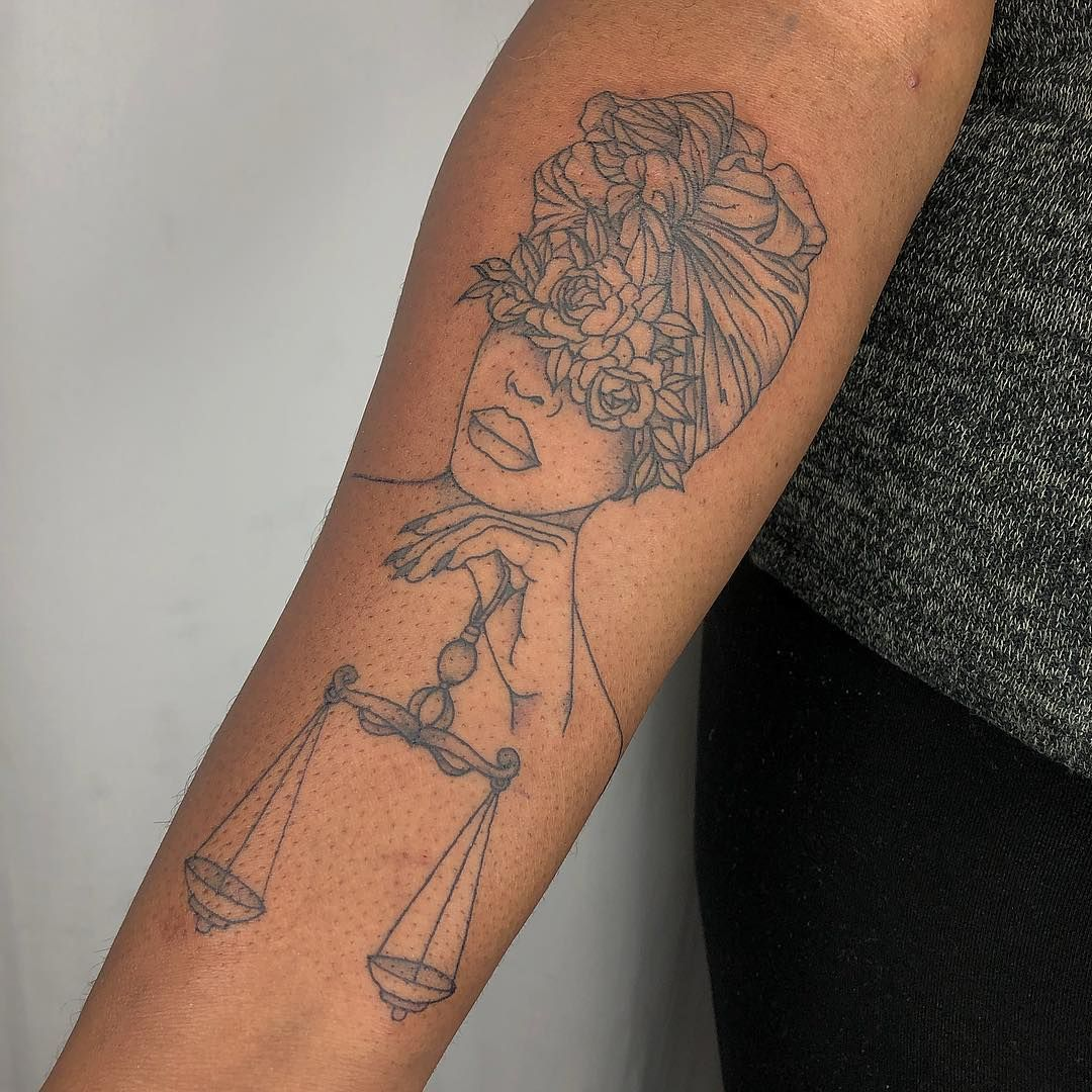 30 Best Tattoos on African American Black Women That You