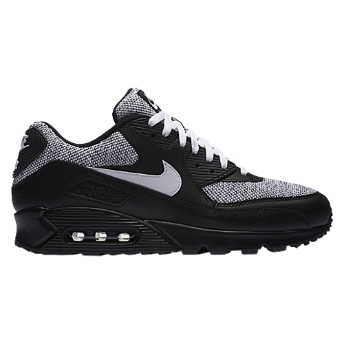 Nike Air Max 90 - Men s at Champs Sports Black And White Man ef7785747