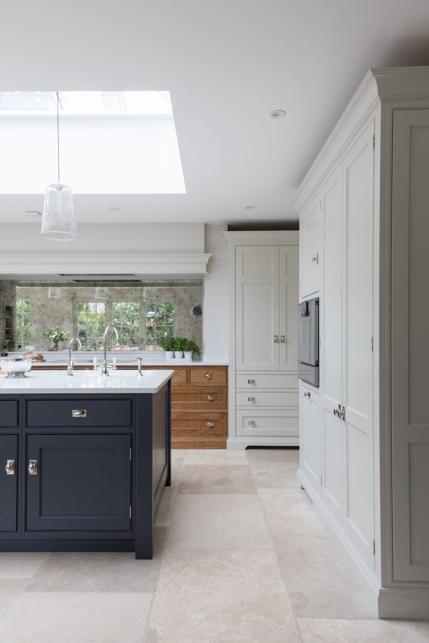Open Plan Family Kitchen Cobham Humphrey Munson Kitchens