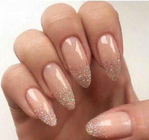 85 best breathtaking short and long almond acrylic nails