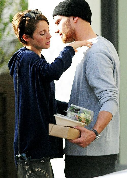 Who is theo james dating today